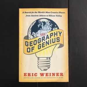 Book: The Geography of Genius